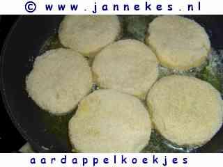 recepten voor Aardappelkoekjes