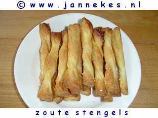 recepten voor zoute stengels