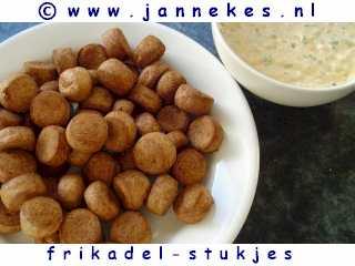 recepten voor frikadel