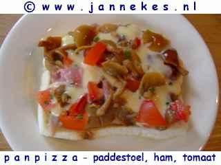 recepten voor panpizza