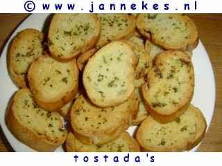 recepten voor tostada