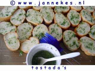 recept voor Tostada