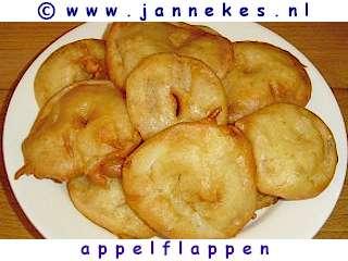 recepten voor appelflappen