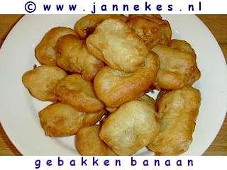 recepten voor bananenbeignets