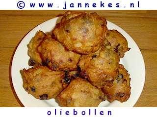 recepten voor oliebollen