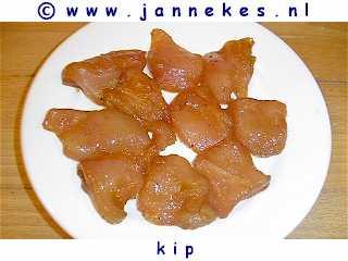 gourmet - recept kiphaasjes