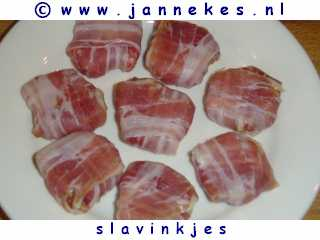 gourmet - recept slavinkjes