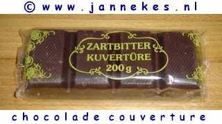 Chocoladecouverture