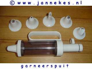 garneerspuit