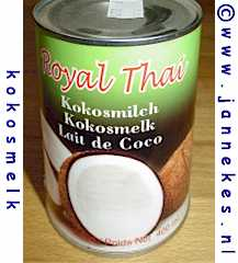 Kokosmelk