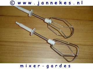 mixer garden