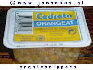 Oranjesnippers