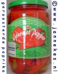 Paprika (geroosterd)