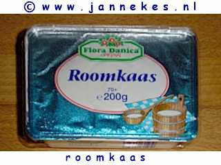 Roomkaas/mon chou (pakje)