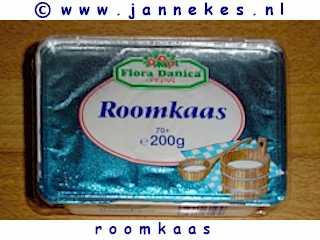 Roomkaas/mon chou (pakje)
