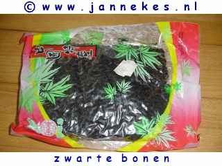 Zwarte bonen