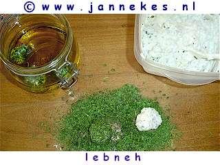 recepten voor labneh