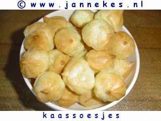 recepten voor kaassoesjes