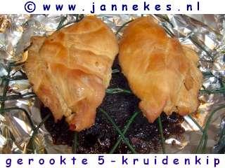 recepten voor gerookte kip
