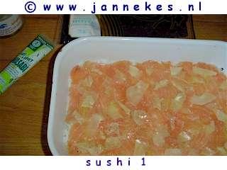 recepten voor sushi oshi