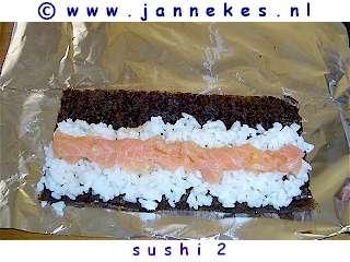 recepten voor maki sushi