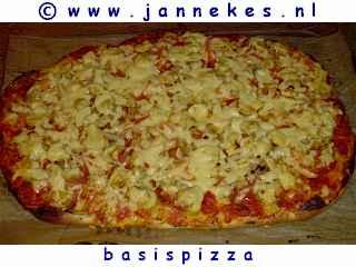 recepten voor pizza