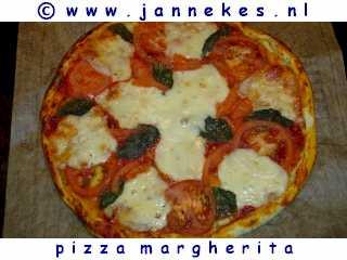 recepten voor pizza_margherita