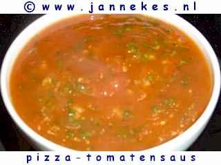recepten voor tomatensaus