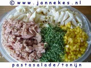 recepten voor macaronisalade