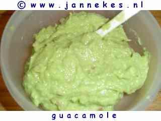 recepten voor guacamole