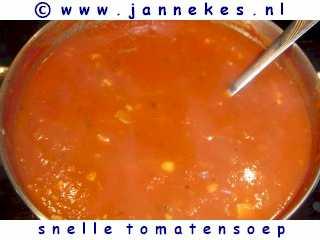 recepten voor tomatensoep