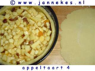 foto recept appeltaart