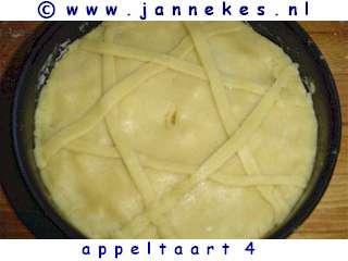 recepten voor luxe appeltaart
