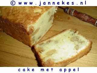 recepten voor cake