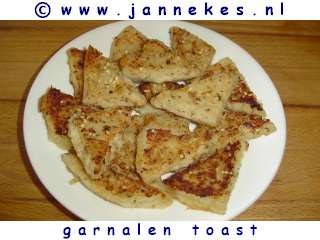 foto recept garnalentoast